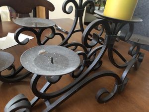 Candle holders (wrought iron) for Sale in Hayward, CA