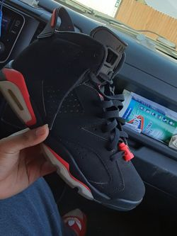 Infrared 6s for Sale in Fort Worth,  TX