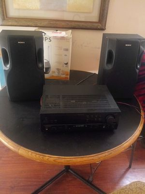 Stav 3560 synthesized stereo system for Sale in Las Vegas, NV