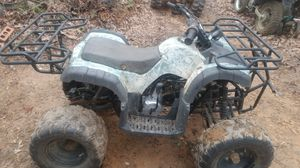 This ATV runs and drives Great, all the brakes work The only thing it needs is a battery but we can Start it and you can ride it. for Sale in Pontotoc, MS