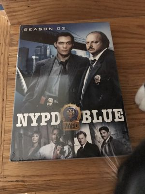 New NYPD Blue Season 2 DVD for Sale in Rockville, MD