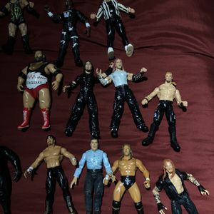 WWE WWF figures for Sale in Triangle, VA