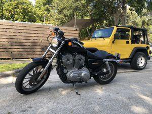 2008 Harley Sportster 883 for Sale in Miami, FL