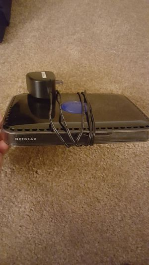 Wireless router Netgear for Sale in Pittsburgh, PA