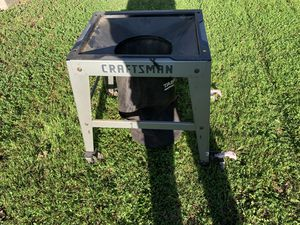 Table saw base only. for Sale in Stockton, CA