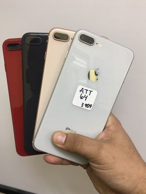 iPhone 8+ 64GB Available For All Carriers for Sale in Garland, TX