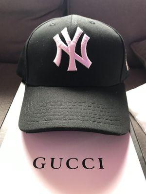 New York Yankees Gucci Adjustable Baseball Cap for Sale in Rancho Santa Margarita, CA