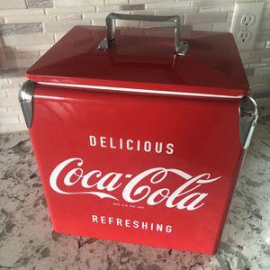 Coca-Cola Ice Chest for Sale in Vancouver, WA