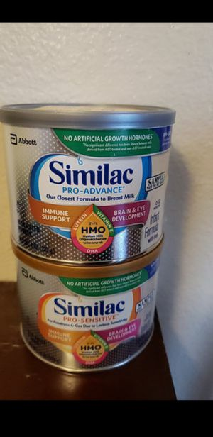 Free similac for Sale in City of Industry, CA