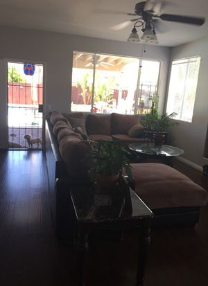 Sectional barely used for Sale in Moreno Valley, CA