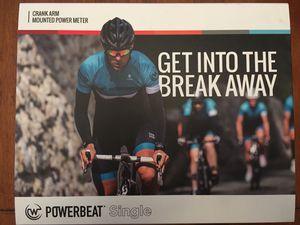 Watteam Powerbeat G2 Power Meter for Sale in Los Angeles, CA