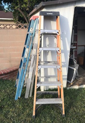 6 foot ladder for Sale in Buena Park, CA