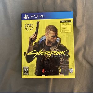 PS4 Cyberpunk 2077 for Sale in Vancouver, WA