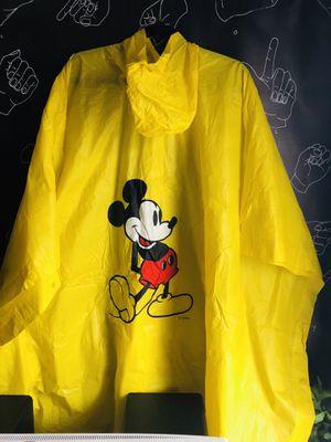 Vintage Disney rain poncho for Sale in Houston, TX