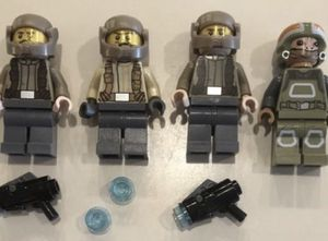 Luis B's LEGO Minifigure Star Wars Lot for Sale in Safety Harbor, FL