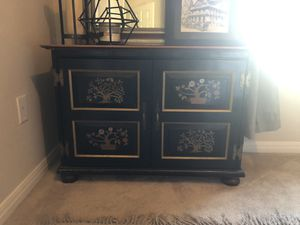 Painted Chest / Cabinet for Sale in Austin, TX
