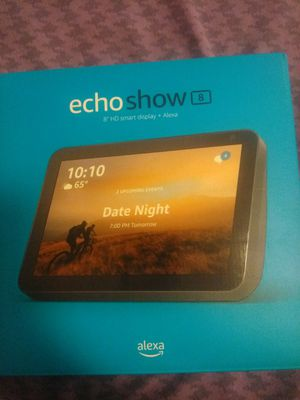 Echo show Alexa 8 for Sale in Oakland, CA