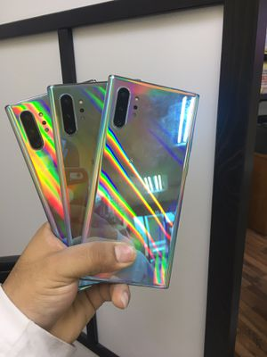 Samsung Galaxy Note 10+ Unlocked for Sale in Garland, TX