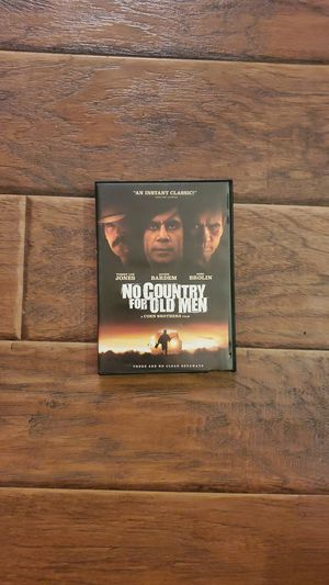 DVD - No Country For Old Men for Sale in San Clemente, CA