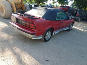 1989 Chevy cavalier for parts for Sale in Dallas, TX