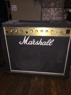 Vintage Marshall amp for Sale in St. Louis, MO