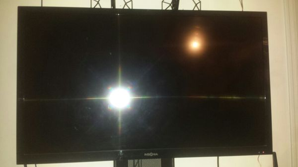 "50"" flat screen with stand"