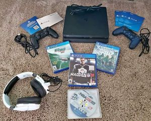 PS4 1TB for Sale in Indianapolis, IN