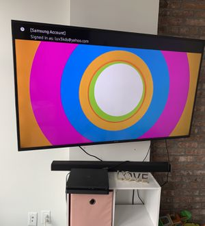 """Samsung 4K UHD SMART TV 55"""" for Sale in Brooklyn, NY"""