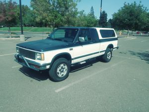 GMC S-15 Clean Title for Sale in Sacramento, CA