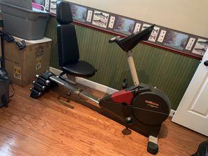 Pro Form Cross trainer 970 Stationary bike for Sale in Orlando, FL