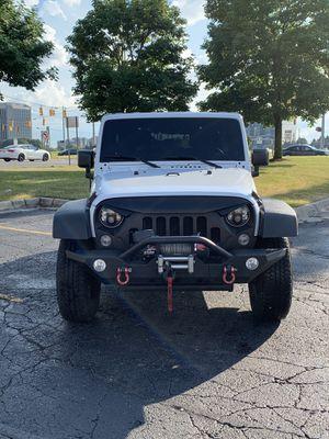Jeep wrangler unlimited sport for Sale in Dearborn, MI