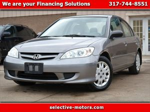 2005 Honda Civic Sdn for Sale in Indianapolis, IN