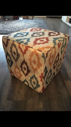 Square Ottoman Seat for Sale in Nashville, TN