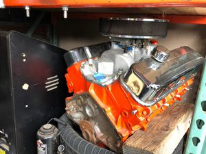 454 Big Block Racing Motor w/ Transmission 0 miles for Sale in Lynnwood, WA