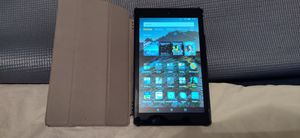 """8"""" HD amazon fire tablet with case for Sale in Long Beach, CA"""