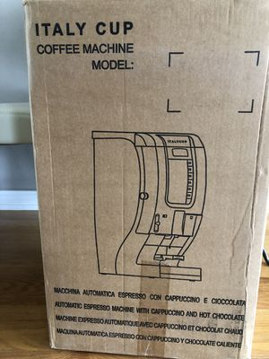 Italycup coffee machine commercial for Sale in The Bronx, NY