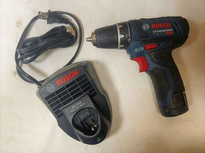 Bosch 12V Cordless Drill for Sale in Marshall, NC