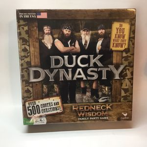 Duck Dynasty family board game NEW for Sale in Port St. Lucie, FL