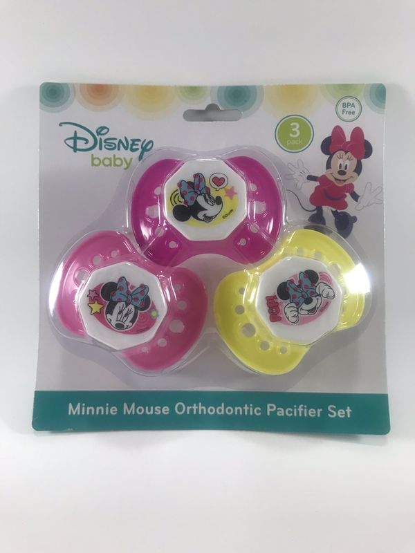 Disney Mickey Mouse baby stuff