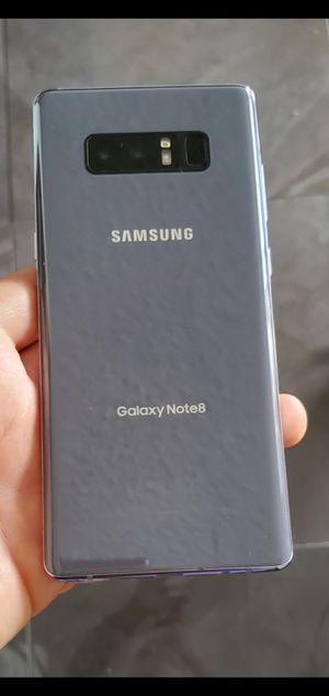 New Galaxy Note 8 64GB Samsung Unlocked Liberado DESBLOQUEADO T-Mobile Metro Att Cricket for Sale in Los Angeles, CA