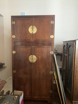 Antique armoire by Baker Furniture for Sale in Las Vegas, NV
