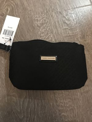 Tommy Hilfiger black wristlet-brand new with tags for Sale in Gilroy, CA