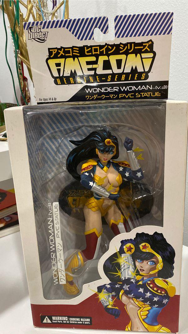 Ame-comi Wonder Woman statue vol.3