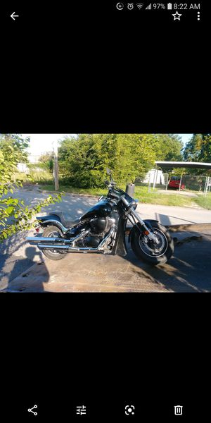 2009 Suzuki M50 Boulevard Motorcycle for sale for Sale in Baytown, TX