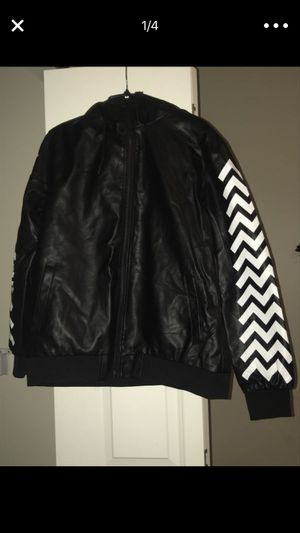 Men leather jacket for Sale in Cleveland, OH