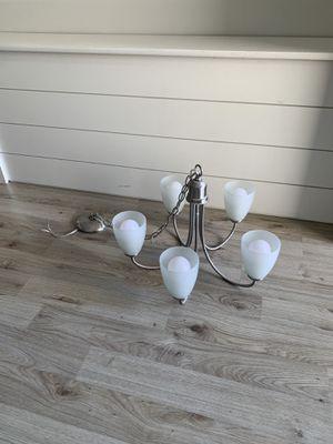 Light fixture, like new! for Sale in Eagle Mountain, UT