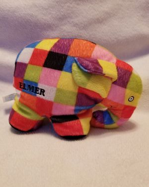 Elmer Plushie *10.00* for Sale in Galloway, OH