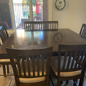 Jofran Inc. 8 Piece Table for Sale in Burleson, TX