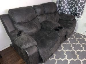 Sofas from Conns (2 piece set) for Sale in Grand Prairie, TX