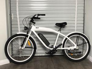 Phantom electric beach cruiser ebike bike bicycle brand new for Sale in Camp Pendleton North, CA